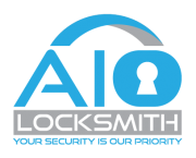 AIO Lock Smith - Logo