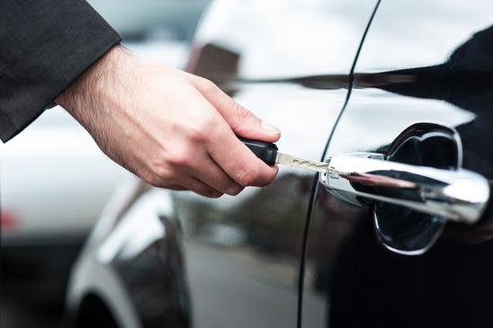 Car Lock - Automotive