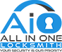 All in One Locksmith LOGO Icon