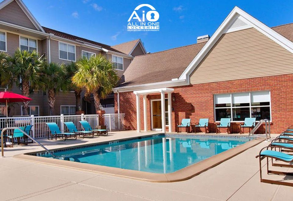 Residential Locksmith Tampa - Enhance security of our home