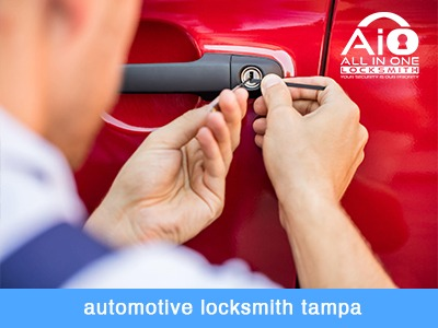 Professional Automotive Locksmith