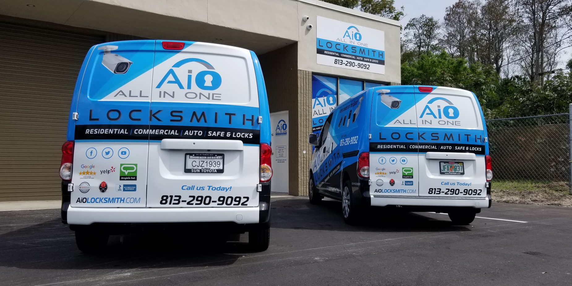 All In One Locksmith Tampa