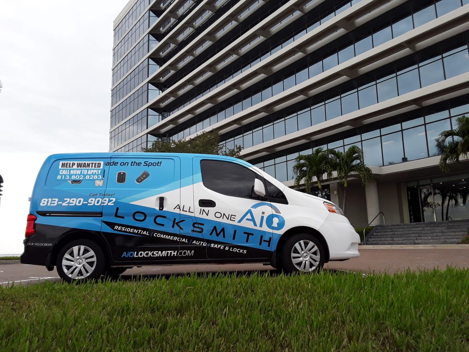 finding good Locksmith in tampa